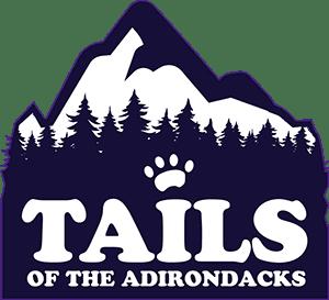 Tails of the Adirondacks Logo